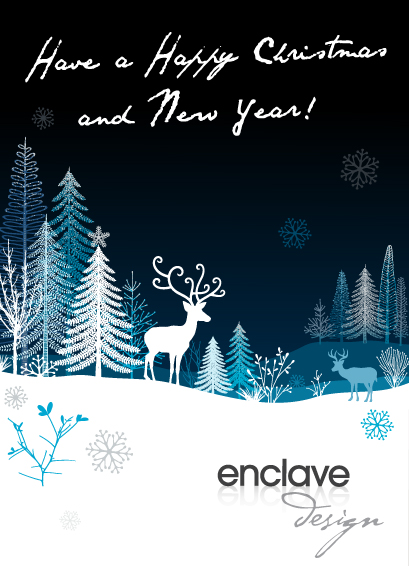 Enclave Design, graphic design